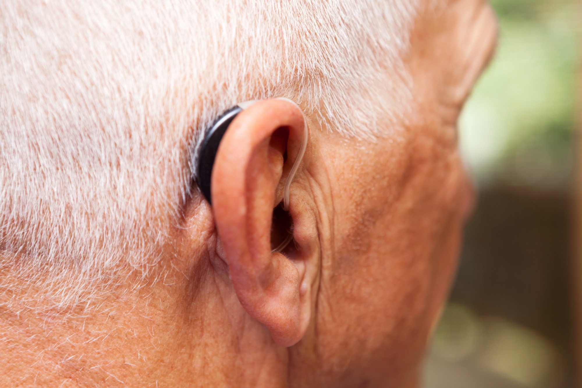 Does Aging Lead to Hearing Loss?  Let's Investigate.